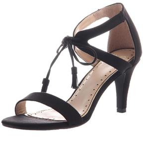 Madeline Strappy Magnetic Heels