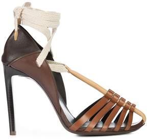 Saint Laurent Majorelle Convertible Sandals