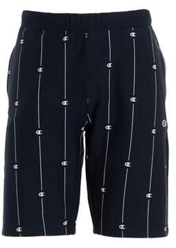 Champion Men's Blue Cotton Shorts.