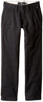 Vans Kids Authentic Chino Pants Boy's Casual Pants