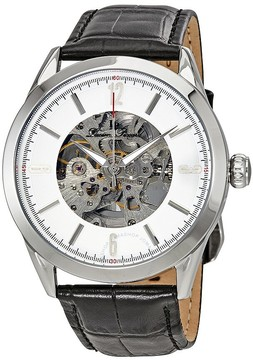Lucien Piccard Automatic Skeleton Dial Men's Watch