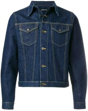 Calvin Klein Jeans cropped denim jacket