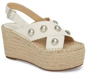 Marc Fisher Rella Espadrille Platform Sandal