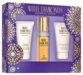 Elizabeth Taylor White Diamonds by Women's Fragrance Gift Set - 3pc