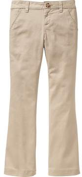 Old Navy Uniform Bootcut Pants for Girls