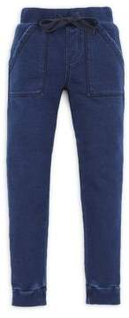 7 For All Mankind Boy's Denim Jogger Pants
