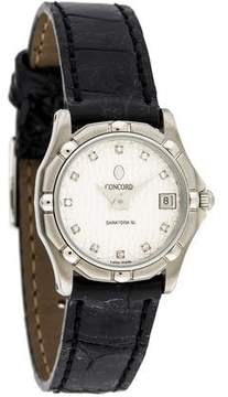 Concord Saratoga Watch