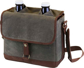 Picnic Time Growler Tote with Glass Growler
