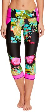 Body Glove Breathe Women's Akela Seven Seas Hybrid Capri Legging 8143526