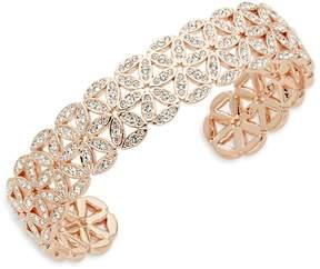 Adriana Orsini Women's Anise Crystal Cuff Bracelet