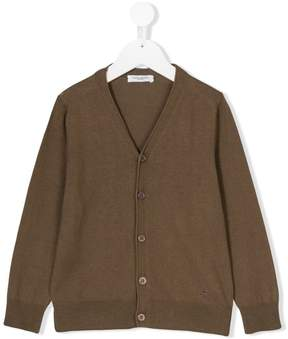 Paolo Pecora Kids knitted V-neck cardigan