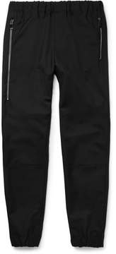 Balenciaga Tapered Wool And Mohair-Blend Sweatpants