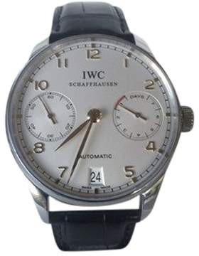 IWC Portuguese Stainless Steel 42mm Mens Watch