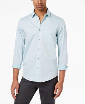 Alfani Men's Winton Square Shirt, Created for Macy's