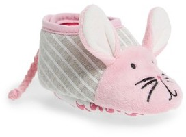 Joules Girl's Fuzzy Character Slipper