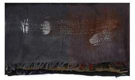 Faliero Sarti Women's Multicolor Wool Scarf.
