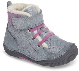 Stride Rite Toddler Girl's Srtech(TM) Phoebe Faux Fur Boot