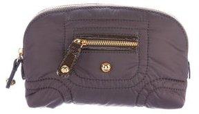 Tod's Nylon Cosmetic Bag
