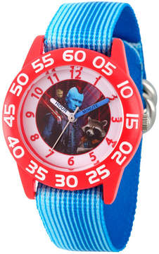 Marvel Guardian Of The Galaxy Boys Blue Strap Watch-Wma000125