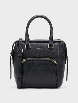 SMALL CHELSEA VINTAGE NORTH\u002FSOUTH SATCHEL