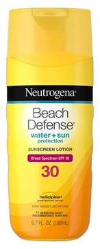 Neutrogena® Beach Defense Broad Spectrum Sunscreen Body Lotion - SPF 30 - 6.7oz