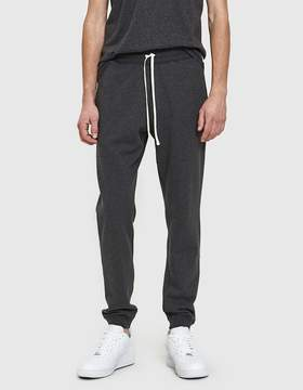 Reigning Champ Slim Terry Sweatpant in Heather Charcoal