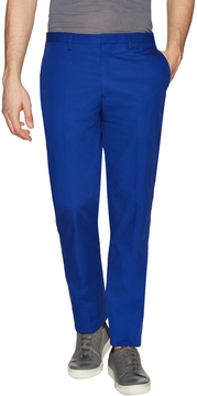 Marc by Marc Jacobs Men's Cole Fit Flat Front Chinos