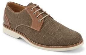 G.H. Bass & Co & Co. Mens Proctor Nubuck/knit Oxford Shoe.
