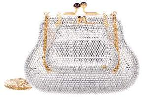 Judith Leiber Two-Tier Minaudière Bag