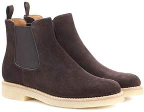 Church's Greenock suede Chelsea boots