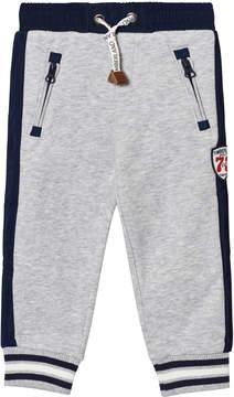 Timberland Kids Grey Marl Sweat Pants with Zip Pockets