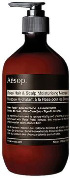 Aesop Rose Hair & Scalp Moisturising Masque.