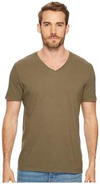 AG Adriano Goldschmied Commute Vee Short Sleeve Tee Men's T Shirt