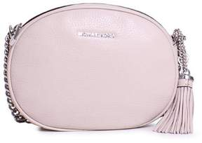 Michael Kors Ginny Medium Leather Crossbody Bag - Cinder- 30H6SGNM2L-513