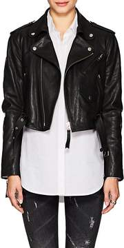 Faith Connexion Women's thedrop@barneys: New York Leather Moto Jacket