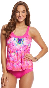 CoCo Reef Silent Bloom Ultra Fit Tankini Top (D/DD/E/F Cup) 8160469