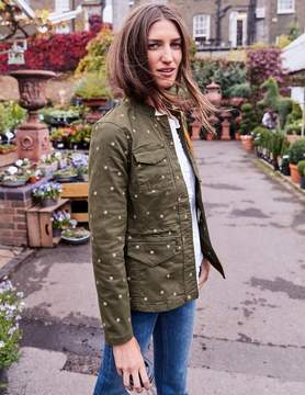 Boden Carly Embroidered Jacket