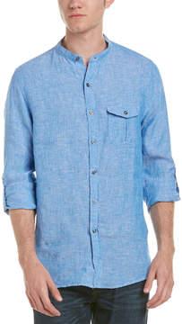 Michael Bastian Gray Label Linen Woven Shirt