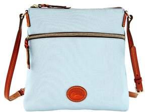 Dooney & Bourke Nylon Crossbody Shoulder Bag - LIGHT BLUE - STYLE