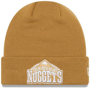 New Era Denver Nuggets Fall Time Cuff Knit Hat