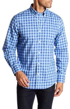 Nordstrom Gingham Print Regular Fit Shirt