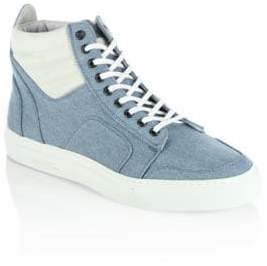 Del Toro Two-Tone Boxing Sneakers