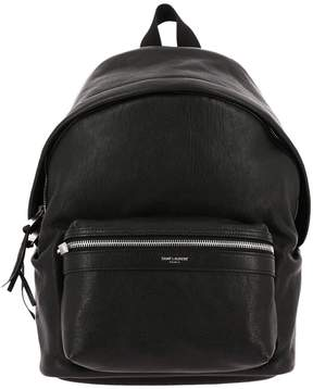 Saint Laurent Backpack Shoulder Bag Women - BLACK - STYLE