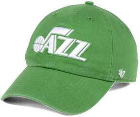 '47 Utah Jazz Pastel Rush Clean Up Cap