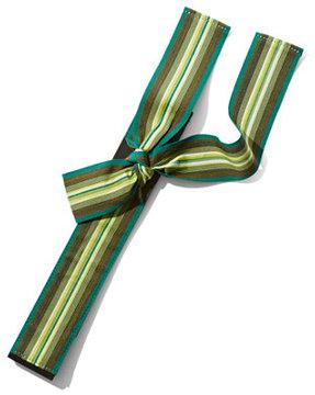 New York & Co. Eva Mendes Collection - Grosgrain Bow Belt
