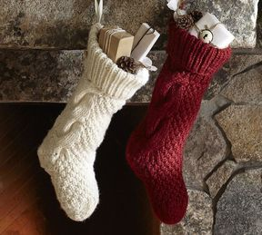 Cute Christmas Stockings Popsugar Home