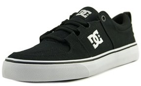 DC Lynx Vulc Tx Youth Us 6 Black Skate Shoe.