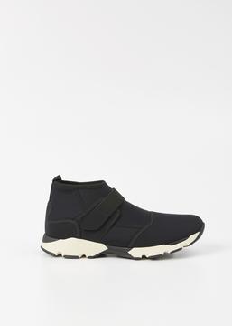 Marni Black Neoprene Sneaker