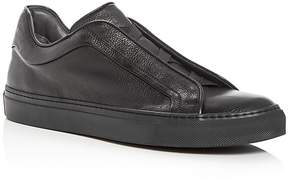To Boot Men's Cliff Leather Slip-On Sneakers