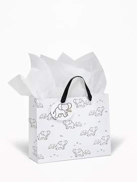 Old Navy Printed Gift Bag for Baby
